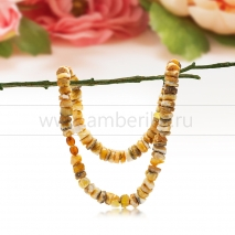 Ожерелье из лечебного балтийского янтаря Тамара